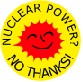 nuclear no thanks